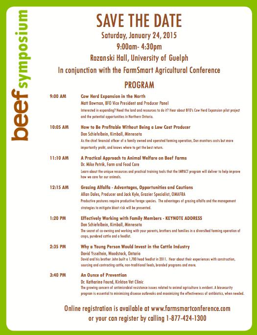 Beef Symposium