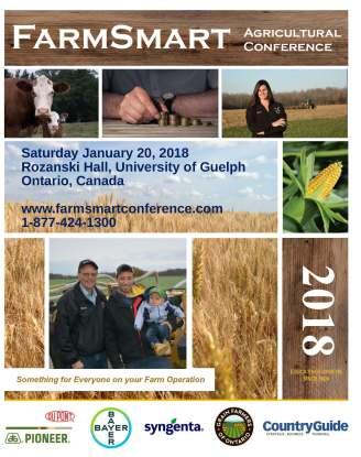 FarmSmart frontpage
